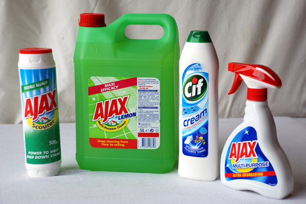 Best Automotive Spray Gun Digital Labels for Cleaning Products or Wipes